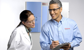 Thermo Scientific Service Technician with Laboratory Technician